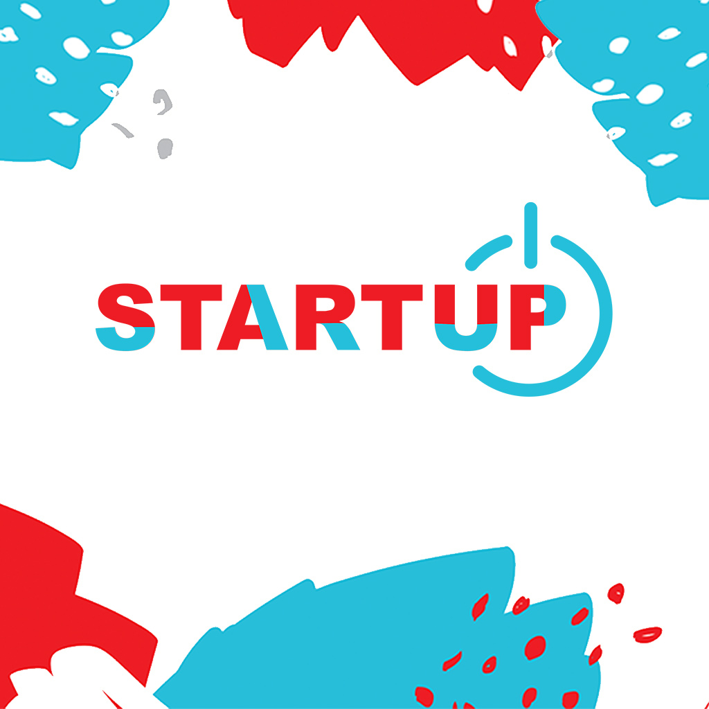 Start up page